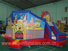 Spongbob Jumping Castle Combo