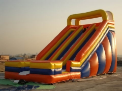 Typical Inflatable Slide