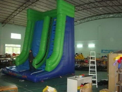 Mountain Crest Inflatable Slide