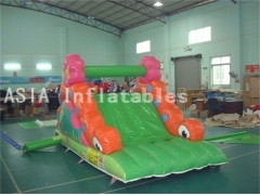 Inflatable Crazy Caterpillar Slide