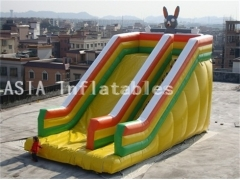 Inflatable Rabbit Slide