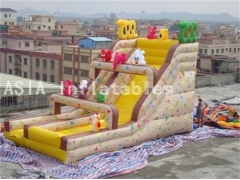 Inflatable Zoo Slide