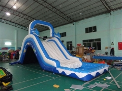 Double Drop Water Slide