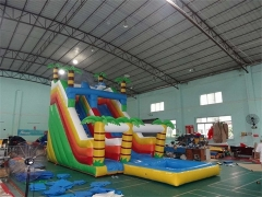 Inflatable Mega Water Slide