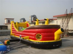 Inflatable Priate Ship Bouncer