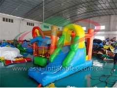 Party Bouncer Backyard Inflatable Mini Bouncer Combo