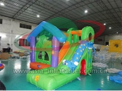 Party Bouncer Inflatable Mini House Bouncer Combo