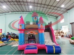 Party Bouncer Inflatable Cartoon Mini Jumping Castle Combo