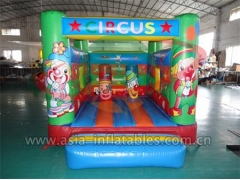 Party Bouncer Inflatable Circus Mini Bouncer