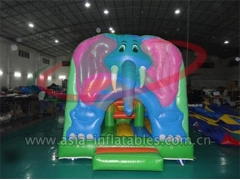 Party Bouncer Entertainment Use Inflatable Elephant Bouncer