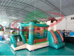 Party Bouncer Inflatable House Bouncer Combo For Children