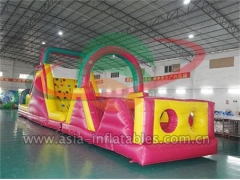 New Arrival Hot Sale Custom Giant Indoor Obstacle Course For Adults