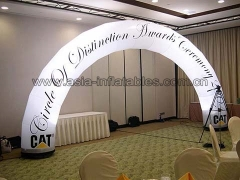 Perfect Design Decorative Inflatable Advertising archway , LED Lighting Inflatable Arch in Factory Price