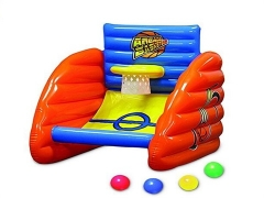inflatable water basketball