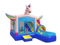 Inflatable Unicorn Bouncer