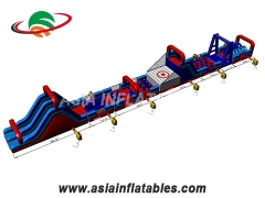 New Arrival Inflatable Obstacle Sport Game For Adult And Kids