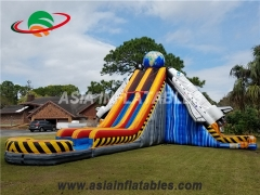Inflatable Dual Lane Water Slide