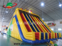 Large Inflatable Water Drop Slide