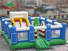 Inflatable Fun City for Christmas Party
