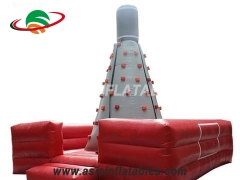 Exciting Fun High Quality Inflatable Climbing Town Kids Toy Climbing Wall Games For Sale in Factory Price