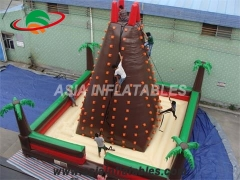 Entertainment Games Kids Inflatable Tree Rock Climbing Wall & Interactive Sports Games