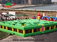 Inflatable Labyrinth Maze
