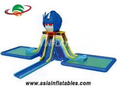 New Inflatable Land Water Park
