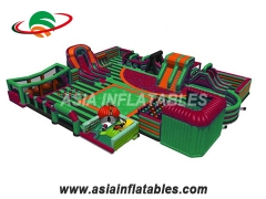 Children Amusement Outdoor inflatable Park Equipment